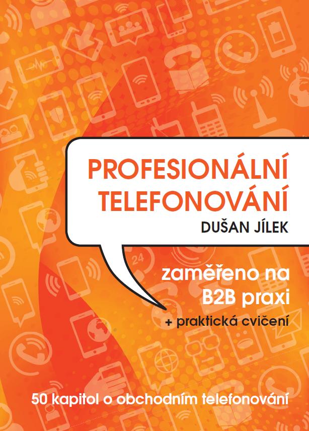 Titulní strana Profesionální telefonování